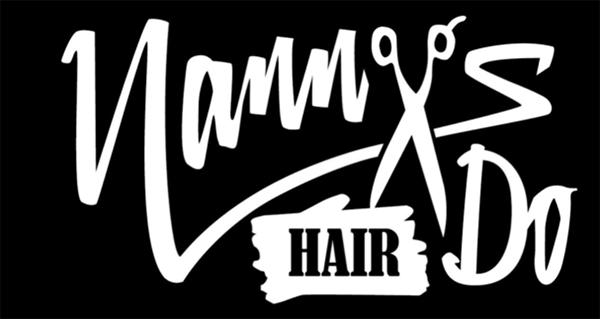 Nanny's Hairdo